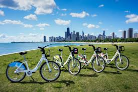 Bicycling In Chicago